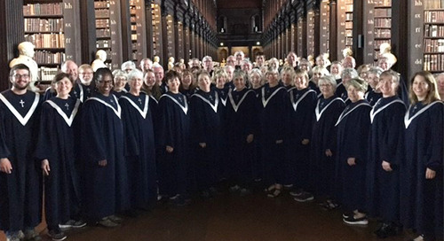 Church Choir Performance Tours: Singing and Spreading the Word to the World