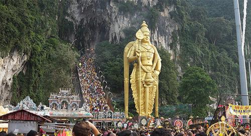 Musical Celebrations Around the World - Thaipusam