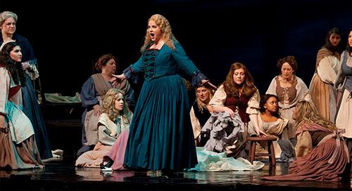 Musical Celebrations Around the World - World Opera Day