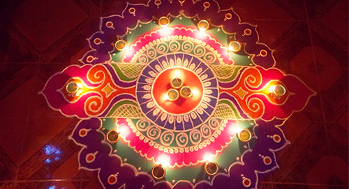 Musical Celebrations Around the World - Diwali