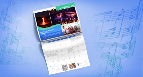 2019 Calendar - Musical Celebrations Around the World