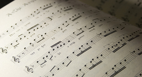 Choosing Sample Repertoire for Your Ensemble's Press Kit