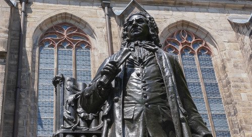 In the Footsteps of Bach: A Tour for Organists