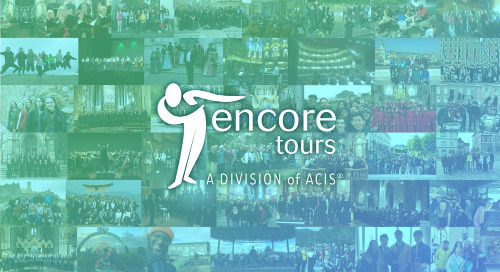 Encore Tours' 2018 in Review