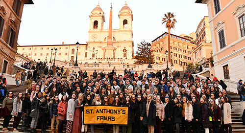 Encore Tours Spotlight: Saint Anthony's High School 2019 Italy Tour