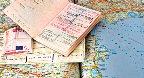 Travel Documents Needed for a Performance Tour: Passports, Visas, and Birth Certificate Information