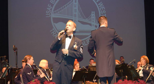 What Any Ensemble Can Learn from Military Bands About Audience Engagement
