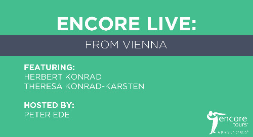 Encore Live: From Vienna