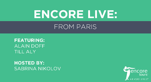 Encore Live: From Paris