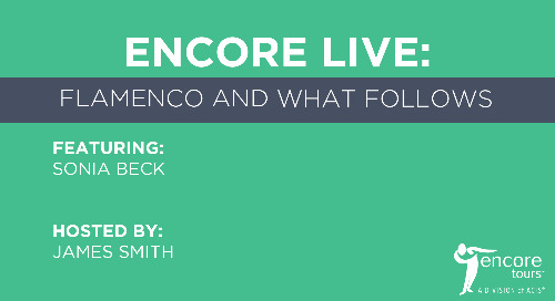 Encore Live: Flamenco and What Follows