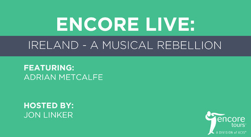 Encore Live: Ireland - A Musical Rebellion