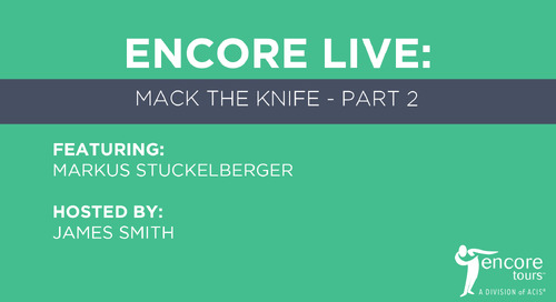 Encore Live: Mack the Knife and the Wild Years of Berlin (Part 2)