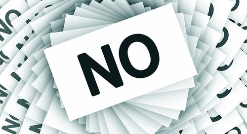 How Sales Reps Can Get to Yes Despite the Constant Barrage of No's