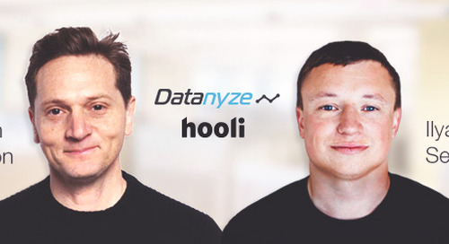 Hooli Acquires Datanyze, Belson Hires Datanyze Founder as Spiritual Advisor