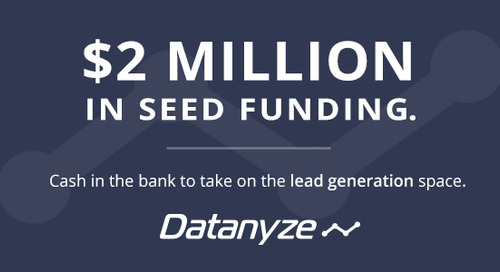 Datanyze Raises $2 Million Investment to Take on the Lead Generation Space