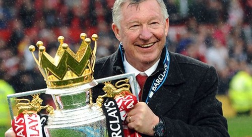 Sales Competition Advice From Manchester United's Alex Ferguson