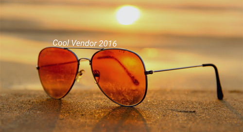 "Gartner Names Datanyze a ""Cool Vendor"" for Tech Marketing and Sales Enablement Leaders"