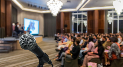 4 Public Speaking Tips to Perfect Your Sales Pitch