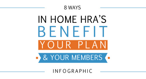 8 Ways HRA's Benefit Your Plan & Your Members Infographic