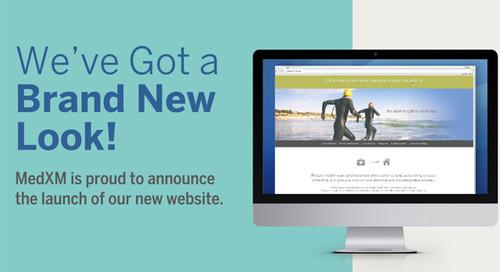 MedXM Announces Launch of New Website