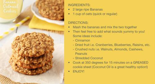 Top 5 Healthy Desserts