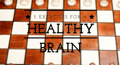5 Exercises for a Healthy Brain