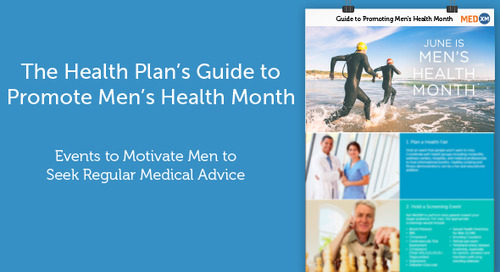 How to Promote Men's Health Month