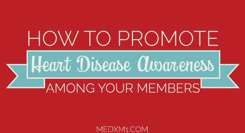How to Promote Heart Disease Awareness Infographic