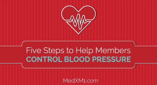 5 Steps to Help Members Control Blood Pressure