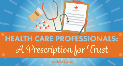 Health Plan Professionals: A Prescription For Trust