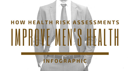 Infographic: How Health Risk Assessments Improve Men's Health