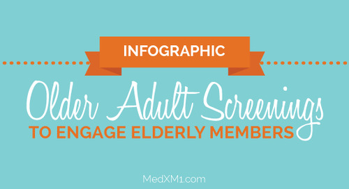 Older Adult Screenings to Engage Elderly Members | Infographic