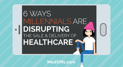 6 Ways Millennials are Disrupting the Sale and Delivery of Healthcare