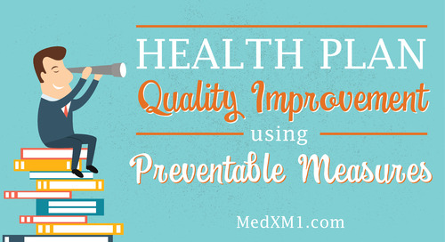 Health Plan Quality Improvement Using Preventable Measures