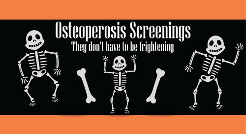 What Should You Know About Osteoporosis?