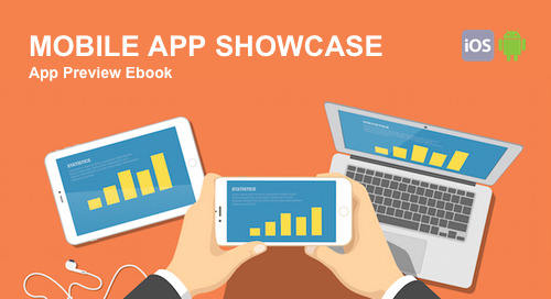 Mobile App Showcase: Preview 24 Apps [EBOOK]