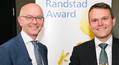 Microsoft wins Global Randstad Award 2015 and is the most attractive employer worldwide