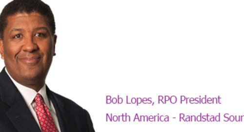 Randstad Sourceright appoints business leader Robert A. Lopes as North American RPO president