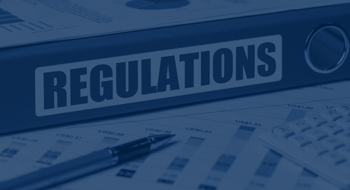 one of the biggest regulatory clouds hanging over organizations today!