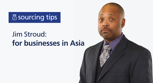 Human Resources Online: Jim Stroud shares sourcing tips for businesses in Asia