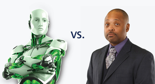 SourceCon: who sources best, human or machine?