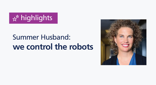 we control the robots: highlights from SourceCon Spring