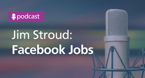 AirSource podcast, featuring Jim Stroud on Facebook Jobs