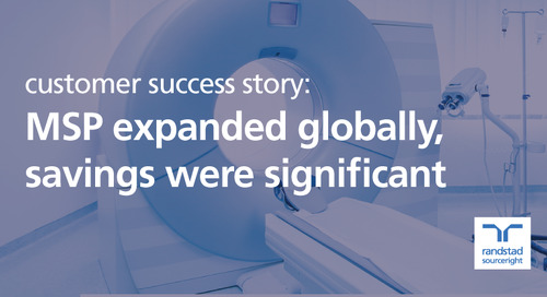 optimizing contingent talent through a global approach