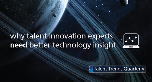why talent innovation experts need better technology insight