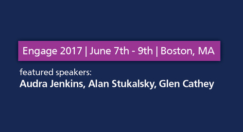 Randstad senior executives to discuss how businesses can drastically improve hiring practices during Engage 2017 conference