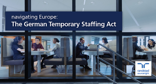 navigating Europe: the German Temporary Staffing Act