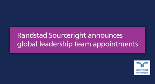 Randstad Sourceright announces global leadership team appointments