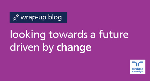 looking towards a future driven by change