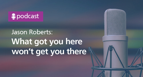 what got you here won't get you there: Jason Roberts on TotalPicture Radio